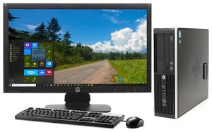 """HP 8300 i5-3470 Desktop + HP P221 22"""" LED Backlit monitor Ngunnawal Gungahlin Area Preview"""