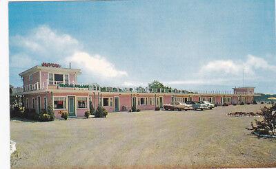 West Yarmouth  Massachusetts  50 60S  Yankee Village Resort Motel