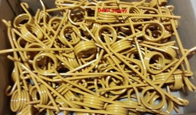 100 Pack Heavy Duty Hay Rake Teeth To Fit New Holland 55 56 57 256 258 259 Tines