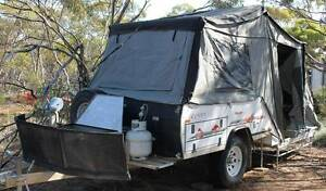 Cub Supermatic Regal Off Road camper trailer St Marys Mitcham Area Preview
