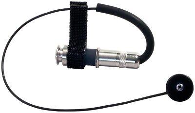 K&K Sound Pure Resonator Biscuit Bridge Guitar Pickup w/Internal/External Jack