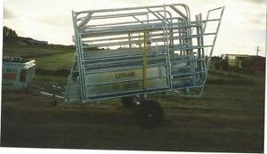 mobile cattle yards Terang Corangamite Area Preview