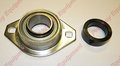 Flanged Bearing W Collar 1317250c91 For Case Ih Combine 1660 1666 2166 2388