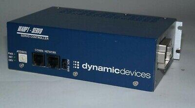 Dynamic Devices Warp1-servo Controller Module Io Motor Cnc Arduino Rasberry Pi