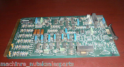 Servomac Circuit Board Pcb Ct 221 Fct221f