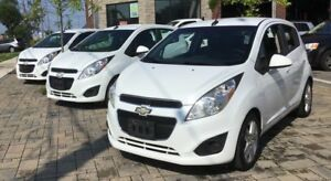2014 Chevrolet Spark LS THREE AVAILABLE