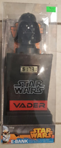 Star Wars Vader Electronic Counting Coin Bank