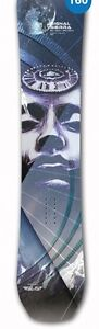 2016 John Jackson SIGNAL snowboard Hybrid camber new condition!!