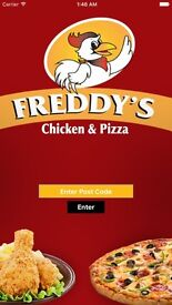 EXPERIENCED STAFF WANTED FOR FRONT OF FREDDY'S