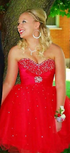 Beautiful prom dress only worn once