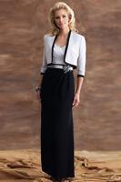 STYLISH ONE OF A KIND EVENING DRESS