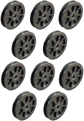 10-pack Cable Sheave Pulley For Industrial Marine Use And Automotive Lifts