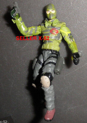 GIJOE gi joe FIREFLY action figure COBRA LIGHT UP CYCLE viper trooper movie toy for sale  Shipping to India