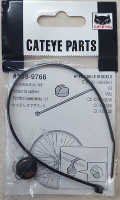 New Cat Eye Universal Cadence Magnet for Cycling Bike Computer Spare # 169-9766 Cat Eye Cadence Magnet