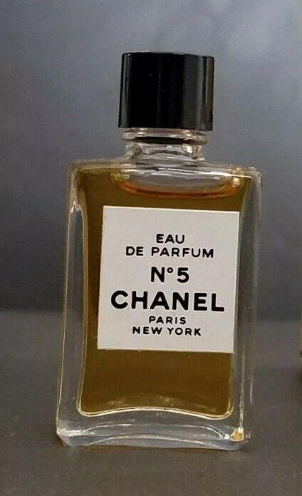 Mini Chanel No. 5 Perfume Bottle
