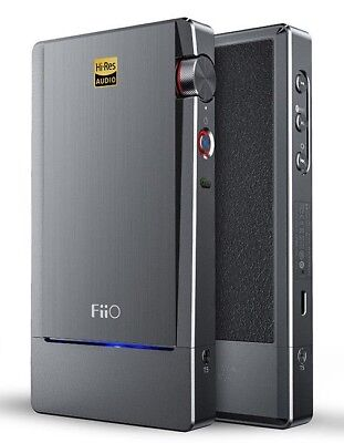 Fiio Q5 Bluetooth aptX and DSD-Skilled DAC Amplifier for iPhone/iPod/iPad/SONY