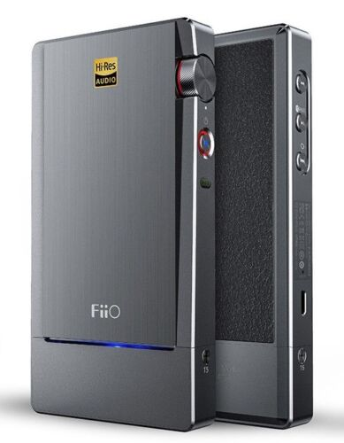 Fiio Q5 Bluetooth aptX and DSD-Capable DAC Amplifier for iPhone/iPod/iPad/SONY