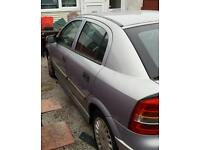 Breaking Vauxhall Astra all parts available