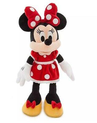 Plush Minnie Mouse (Disney Minnie Mouse Plush Doll 18