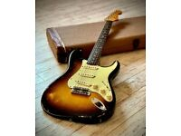 Vintage Guitars Fender Gibson