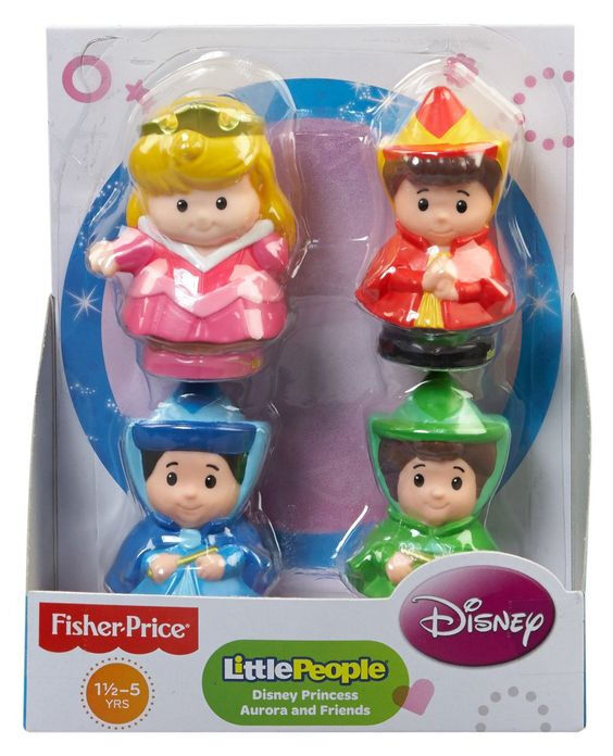 Fisher Price Little People Disney Princess Aurora/Sleeping Beauty Buddy Pack. Brand new in boxin Islington, LondonGumtree - Fisher Price Little People Disney Princess Aurora/Sleeping Beauty Buddy Pack. Brand new in box. £10 From smoke and pet free home. I have more kids stuff for sale check my other ads ) Please, email me to arrange collection from N7. I do NOT call...