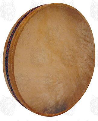 Ocean Drum, Seadrum, 20 x 3 Zoll, Ideal für Meditation und Musiktherapie
