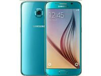 Galaxy s6 blue topaz