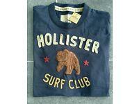 Hollister Mens Large T-shirt BNWT