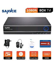 (New) Sannce dvr