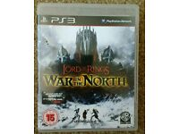 LotR War in the North Ps3