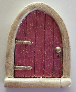 Fairy door mouse door gnome door princess fairy door for Princess fairy door