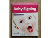 Joseph Garcia's Complete Guide To Baby Signing book and DVD