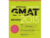 The Official Guide for GMAT Review 2015 with Online Question Bank and Exclusive Video (Paperback)