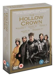 The Hollow Crown: Series 1 and 2 (Box Set) [DVD]