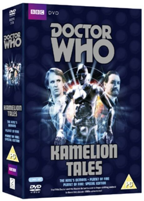 Doctor Who: Kamelion [DVD]
