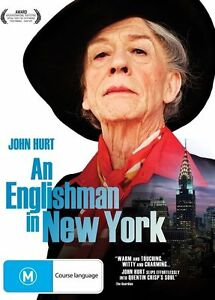 A Englishman In New York (DVD, 2010) - Region 4