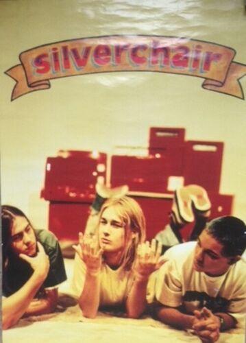 Silverchair Poster 1997 (#6515)