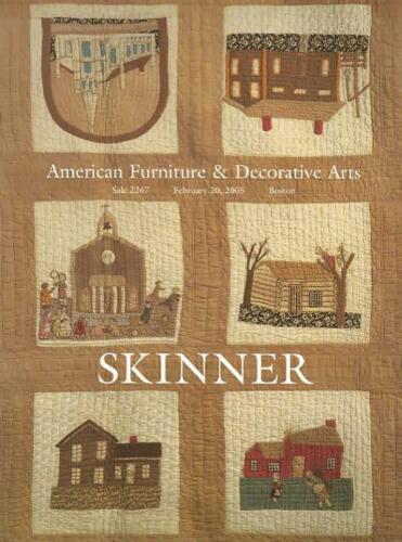 Skinner / American Furniture & Folk Art & Decorative Arts Auction Catalog 2005
