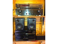 HI FI SEPERATES SYSTEM JOB LOT £200 COLLECTION ONLY