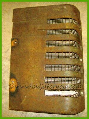 Ab1534r John Deere B Grille Original Part Affordable And Made In America