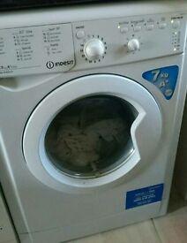Indesit washing machine IWB71251 Small leak Spares or repair
