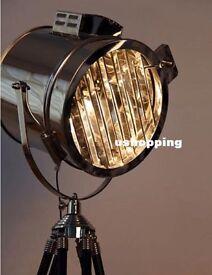 Gorgeous Movie Set Style Floor Lamp