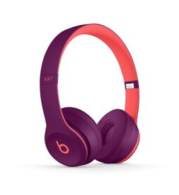 BEATS SOLO 3 WIRELESS HEADPHONES IN WHICHEVER COLOUR YOU PREFER, STRAIGHT OUT OF APPLE STORE