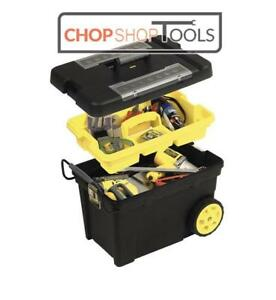 Stanley Professional Mobile Tool Box Chest on Wheels STA192902 1-92-902