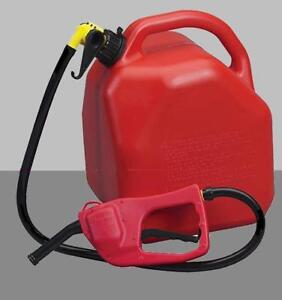 Scepter Flo N Go Maxflo with 25L gas can.