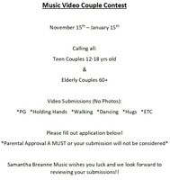 Music Video Couples Contest