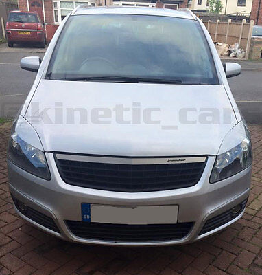 Vauxhall Zafira B  ABS eyebrows. inc VXR gloss black