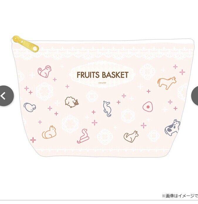 Fruits Basket Pouch TV Tokyo Studio Limited Item Kyo Yuki Toru Official Japan