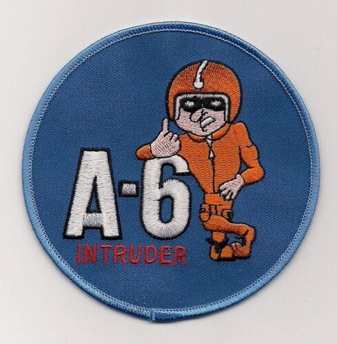 USN A-6 INTRUDER MASCOT patch