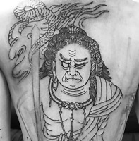 ***Japanese Tattoo Private Studio in Downtown***